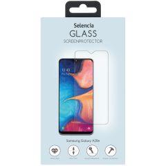 Selencia Displayschutz aus gehärtetem Glas Samsung Galaxy A20e