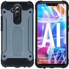 iMoshion Rugged Xtreme Case Dunkelblau für das Huawei Mate 20 Lite