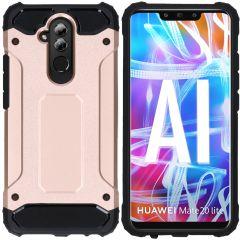 iMoshion Rugged Xtreme Case Roségold für das Huawei Mate 20 Lite