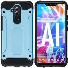 iMoshion Rugged Xtreme Case Hellblau für das Huawei Mate 20 Lite