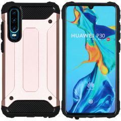 iMoshion Rugged Xtreme Case Roségold für Huawei P30