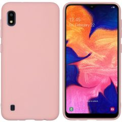 iMoshion Color TPU Hülle Rosa für Samsung Galaxy A10