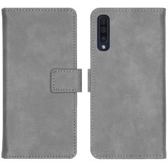 iMoshion Luxus Booktype Hülle Grau für das Samsung Galaxy A50 / A30s