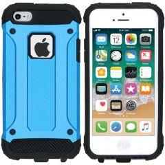 iMoshion Rugged Xtreme Case Hellblau für iPhone SE / 5 / 5s