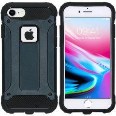 iMoshion Rugged Xtreme Case Dunkelblau für iPhone 8 / 7