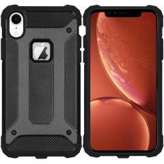 iMoshion Rugged Xtreme Case Schwarz für iPhone Xr