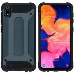 iMoshion Rugged Xtreme Case Dunkelblau für Samsung Galaxy A10