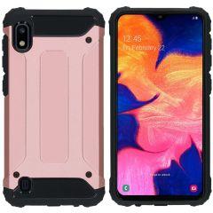 iMoshion Rugged Xtreme Case Roségold für Samsung Galaxy A10