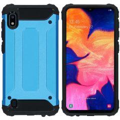 iMoshion Rugged Xtreme Case Hellblau für Samsung Galaxy A10