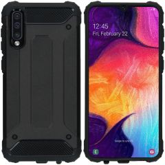 iMoshion Rugged Xtreme Case Schwarz für Samsung Galaxy A50 / A30s