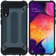 iMoshion Rugged Xtreme Case Dunkelblau für Samsung Galaxy A50 / A30s