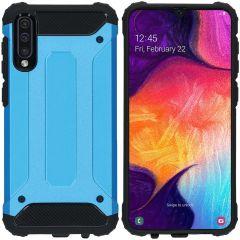 iMoshion Rugged Xtreme Case Hellblau für Samsung Galaxy A50 / A30s