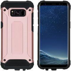 iMoshion Rugged Xtreme Case Roségold für das Samsung Galaxy S8