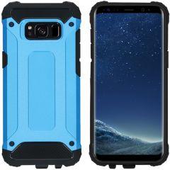 iMoshion Rugged Xtreme Case Hellblau für das Samsung Galaxy S8