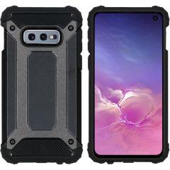 iMoshion Rugged Xtreme Case Schwarz für Samsung Galaxy S10e
