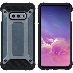 iMoshion Rugged Xtreme Case Dunkelblau für Samsung Galaxy S10e