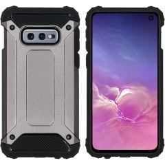 iMoshion Rugged Xtreme Case Grau für Samsung Galaxy S10e
