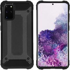 iMoshion Rugged Xtreme Case Schwarz für das Samsung Galaxy S20 Plus