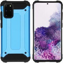 iMoshion Rugged Xtreme Case Hellblau für das Samsung Galaxy S20 Plus