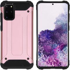 iMoshion Rugged Xtreme Case Roségold für das Samsung Galaxy S20 Plus