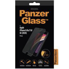 PanzerGlass Privacy  Displayschutzfolie iPhone SE (2020)