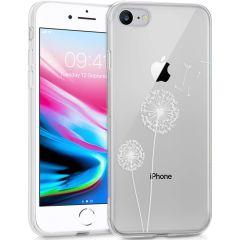 iMoshion Design Hülle iPhone SE (2020) / 8 / 7 - Pusteblume