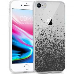 iMoshion Design Hülle iPhone SE (2020) / 8 / 7 / 6s- Spritzer