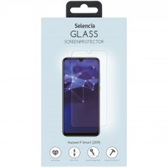 Selencia Displayschutz gehärtetem Glas Huawei P Smart 2020 /Plus/2019