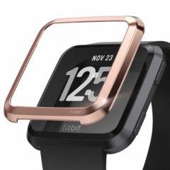 Ringke Bezel Styling Fitbit Versa / Versa Lite - Rose Gold