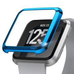 Ringke Bezel Styling Fitbit Versa / Versa Lite - Blau