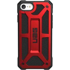 UAG Monarch Case Rot für iPhone SE (2020) / 8 / 7 / 6(s)