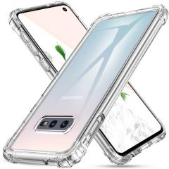iMoshion Shockproof Case Transparent Samsung Galaxy S10e