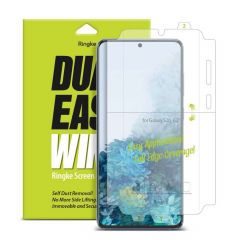 Ringke Dual Easy Wing Screen Protector Duo Pack Samsung Galaxy S20