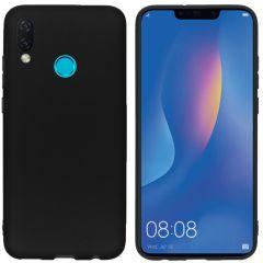 iMoshion Color TPU Hülle Schwarz für Huawei P Smart (2019)
