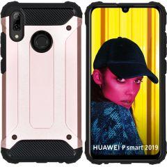 iMoshion Rugged Xtreme Case Roségold für Huawei P Smart (2019)