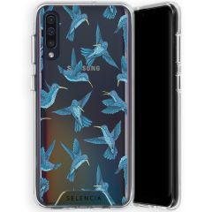 Selencia Fashion-Backcover mit zuverlässigem Schutz Galaxy A50 / A30s