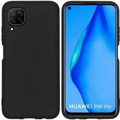 iMoshion Color TPU Hülle Schwarz für das Huawei P40 Lite