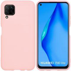 iMoshion Color TPU Hülle Rosa für das Huawei P40 Lite