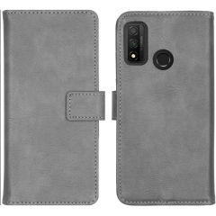 iMoshion Luxuriöse Buchtyp-Hülle Huawei P Smart (2020)  - Grau