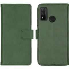 iMoshion Luxuriöse Buchtyp-Hülle Huawei P Smart (2020) - Grün