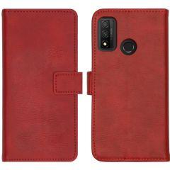 iMoshion Luxuriöse Buchtyp-Hülle Huawei P Smart (2020) - Rot