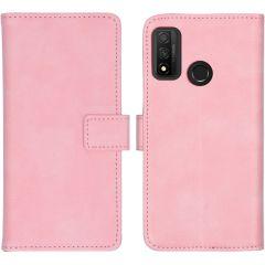 iMoshion Luxuriöse Buchtyp-Hülle Huawei P Smart (2020) - Rosa
