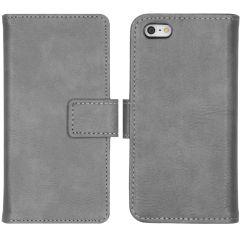 iMoshion Luxuriöse Buchtyp-Hülle iPhone 5 / 5s / SE - Grau