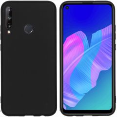 iMoshion Color TPU Hülle Schwarz für das Huawei P40 Lite E