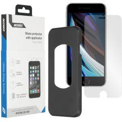 Accezz Glass Screenprotector + Applicator iPhone SE (2020)