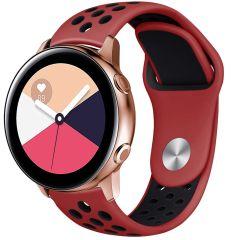 iMoshion Silikonband Sport Galaxy Watch 40/42mm / Active 2 42/44mm