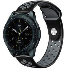 iMoshion Silikonband Sport Watch 46/GearS3 Frontier/Classic/Watch3 45