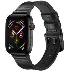 iMoshion Echtes Lederband Apple Watch Series 1-7 / SE - 38/40mm