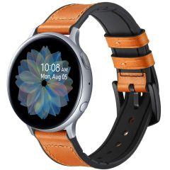 iMoshion Echtes Lederband Galaxy Watch 40/42mm / Active 2 42/44mm