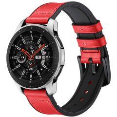 iMoshion Echtes Lederband Watch 46/Gear S3 Frontier/S3 Classic/3 45mm